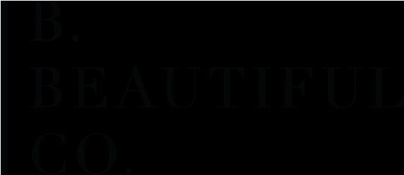 B. Beautiful Co. logo